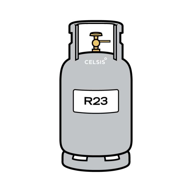 Borgcilinder R23 9,1kg