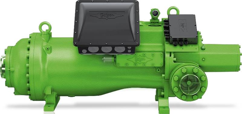 Aanvulling Bitzer HS.95-serie schroefcompressoren